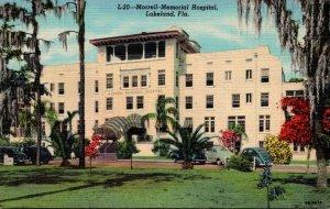 Florida Lakeland Morrell Memorial Hospital Curteich