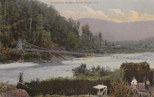 Suspension Bridge , Butler Gorge , New Zealand , 00-10s