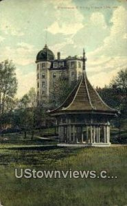 Proserpine & Hotel - French Lick, Indiana IN