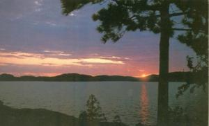 Canada, Vernon Lake, Muskoka, Canada, used Postcard