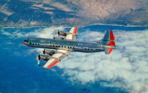 American Airlines - Electra   (Aviation)