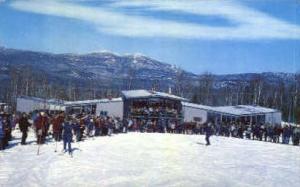 Sugarloaf Mountain Ski Lodge & Restaruant Kingfield ME 1969