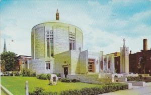 Indiana Fort Wayne McDougall Memorial Chapel Blessed Sacrament Chapel Of Perp...