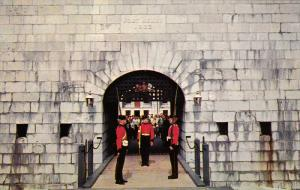 Entrance to Fort Henry, KINGSTON, Ontario, Canada, 40-60´s