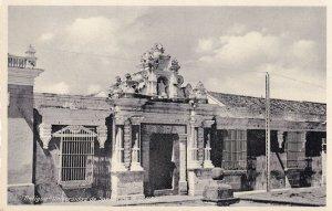 Antigua Universidad De San Carlos Real Photo Old Postcard