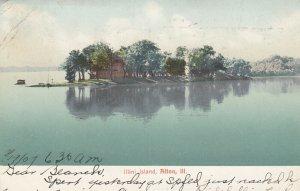 ALTON , Illinois , 1907 ; Illini Island