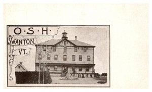 Vermont  Swanton  O.S.H.