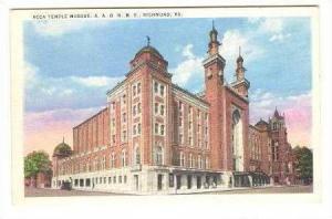ACCA Temple Mosque, Richmond Virginia 30-40s