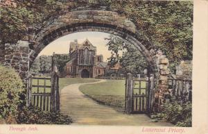 Lanercost, Cumbria, England , 00-10s ; Through Arch , Lanercost Priory