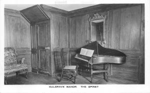 BR65106 sulgrave manor the spinet   uk