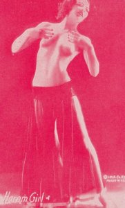 Stripper Pin-Up Girl  , 1940-50s : #10