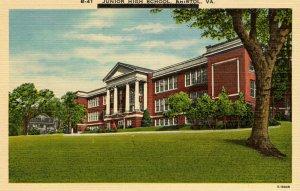 VA - Bristol. Junior High School