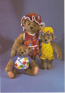 1904 Teddy Bear by Margarette Steiff Margaret Woodbury Strong Museum