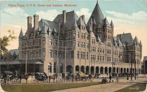 Lot139 carriage place viger PCR hotel and station  montreal  canada