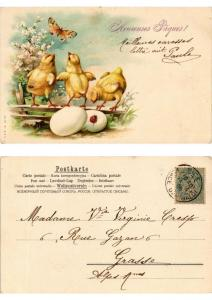 CPA Meissner & Buch Litho (730437)