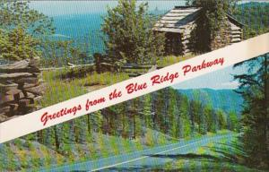 Virginia Greetings From The Blue Ridge Parkway