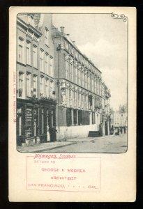 dc647 - NIJMEGEN Netherlands c1900-03 Postcard