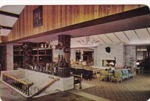 Canada Jasper Park Lodge Main Lounge