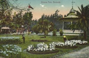 bermuda, Victoria Park, Bandstand (1910s)