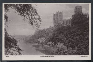 Co Durham Postcard - Durham Cathedral     RS14343