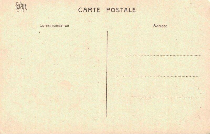 Belgium Laitière flamande Dog cart 03.74