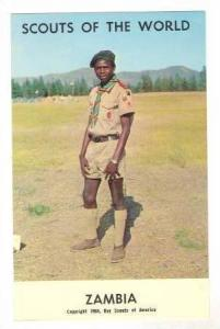 Boy Scouts of the World, Zambia,40-60s