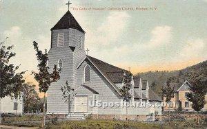 The Gate of Heaven Catholic Church - Roscoe, New York