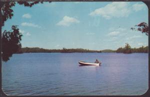 Fisherman Postcard BIN