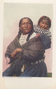 Mother & Child , Sioux indians , 00-10s