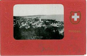 Ansichtskarten Schweiz VINTAGE POSTCARD: SWITZERLAND - GRUSS AUS: Rorschach 1901