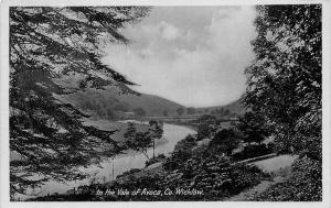 Ireland Co. Wicklow, In the Vale of Avoca, Valley Landscape