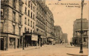 CPA AK PARIS 14e Rue de la Tombe-Issoire. P. Marmuse (285055)
