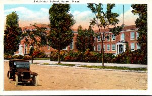 Massachusetts Salem Saltinstall School