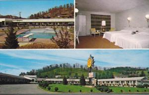 3-Views, FRANKLIN, North Carolina, Quality Inn, Swimming Pool, 40-60s