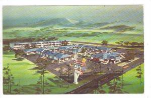Albert Pick Motel, Chattanooga, Tennessee, 40-60s