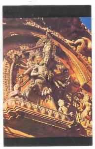 Bhagabati Goddes & Power , Golden Gate og Bhadgaon, NEPAL , 40-60s