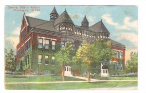 Central Public School, Waukegan, Illinois, 1900-1910s