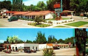 Colorado Greeley The Sundown Motel 1960