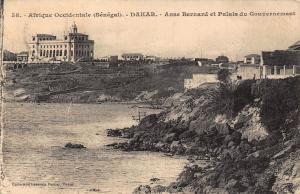 Senegal Dakar panorama Postcard