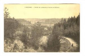 Vallee De La Biesme A Vienne-le-Château (Marne), France, 1900-1910s