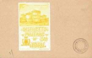 Italy Distretto Militare Di 56 Forli 04.42