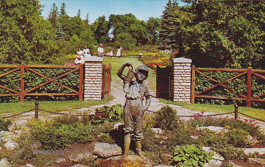 Canada Manitoba Winnipeg Assiniboine Park