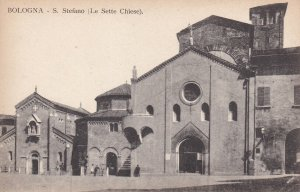 BOLOGNA , Italy , 1901-1907; S. Stefano, Le Sette Chiese