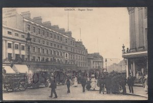 London Postcard - Animated Regent Street    HM559