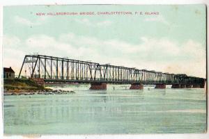 New Hillsborough Bridge, Charlottetown PE