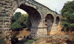Old Stone Bridge - Fayetteville, Tennessee