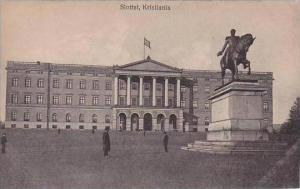 Sweden Slottet Kristiania