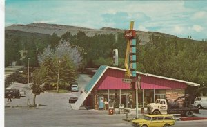 RAWLINS , Wy. , 50-60s ; Travelodge (Ex-Ideal Motel) ; Lincoln Highway