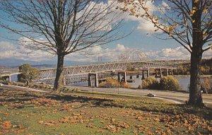 Canada British Columbia New Westminster Pattullo Bridge