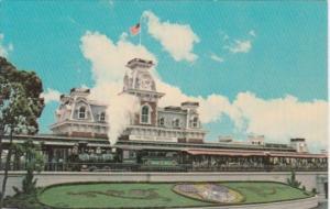 Narrow Gauge Steam Train Walt Disney World Orlando Florida